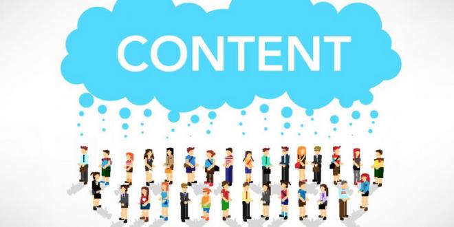 Creación de contenido de Marketing Digital