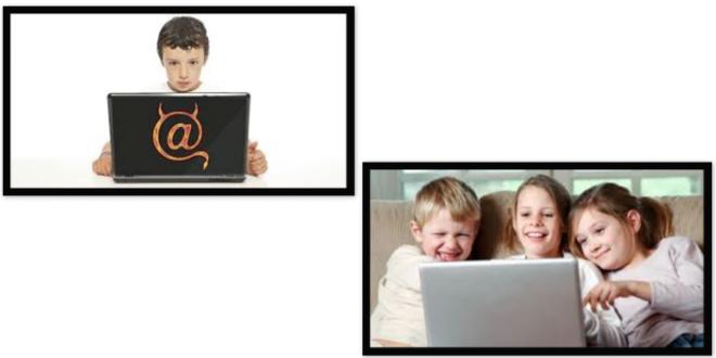 Enseña a tus hijos a usar las Redes Sociales