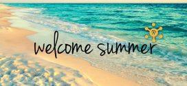 ¡Bienvenido VERANO, extraño verano, pórtate bien!